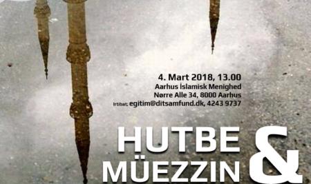 Hutbe og Muezzin konkurrence