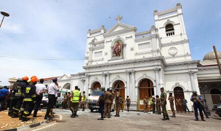 DITsamfund fordømmer angrebet i Sri Lanka