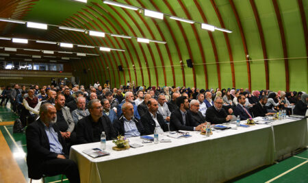 Dansk Islamisk Trossamfund afholdte et udvidet møde og reception